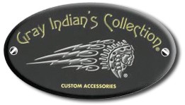 Gray Indian's