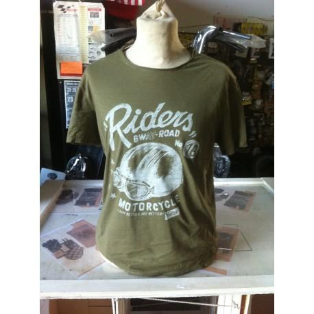 t-shirt cotone Casco Vintage