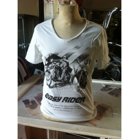 t-shirt cotone Easy Rider