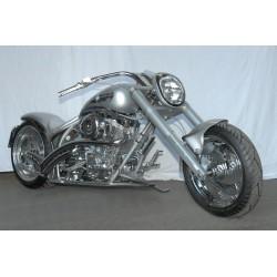 Special bike con motore Revetech 1450 cc e telaio Penz
