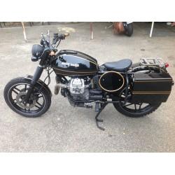 Moto Guzzi 350cc Polizia anni 70