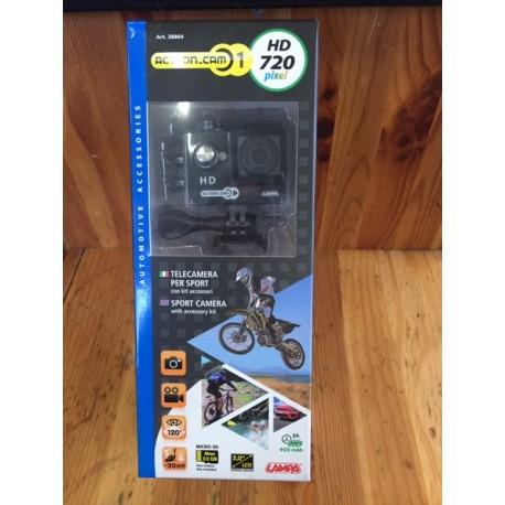 telecamera con kit accessori