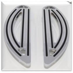 Pedane in alluminio Bagger